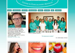 Dentista Beas de Segura Dr. Emilio López Jiménez