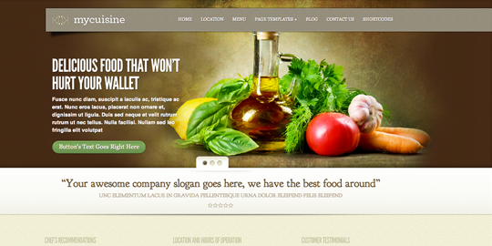 Eleganthemes MyCusine